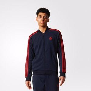 adidas Jackets & Coats - SST TRACK JACKET BR4320 p5,o5